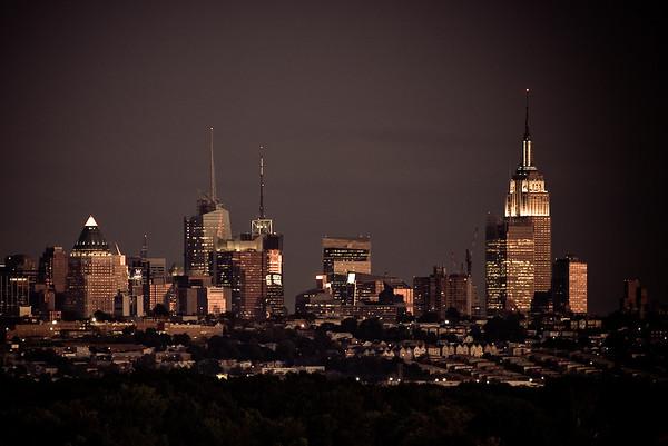 Manhattan from Jersey