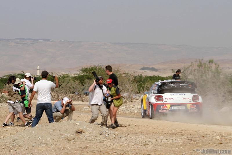 loeb s elena d (fra mc) citroen DS3 WRC jordanie (joli) 31