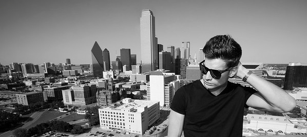 'David in Dallas'<br /> Model: David Sciola, LA Models represented<br /> Daniel Driensky © 2011