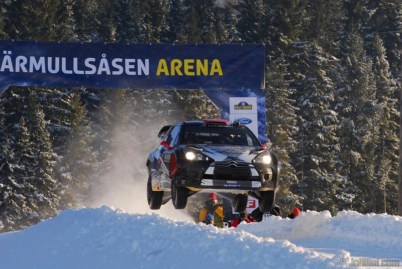 8 raikkonen k lindstrom k (fin) citroen DS3 WRC 33