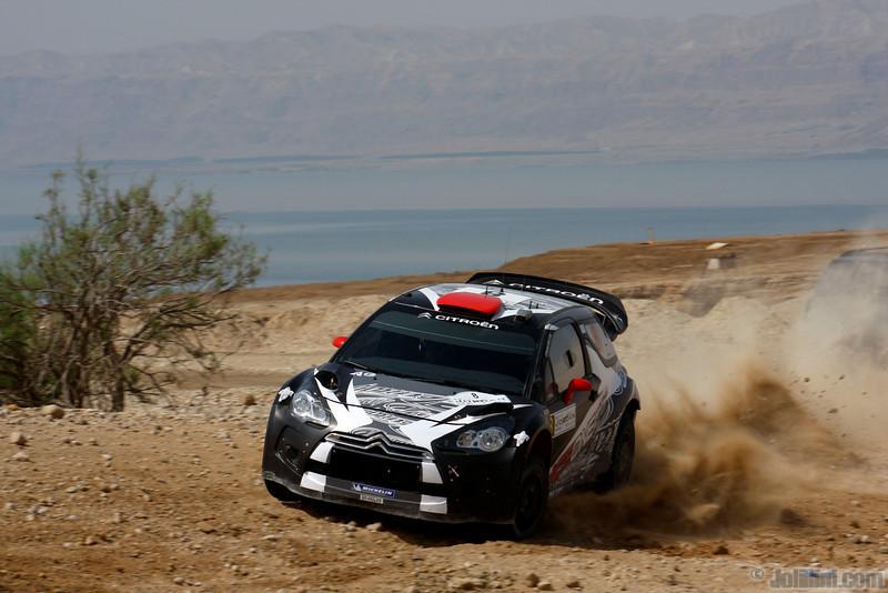 raikkonen k lindstrom citroen DS3 WRC jordanie jo lillini 20