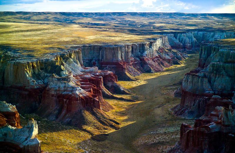 Arizona Canyon lands