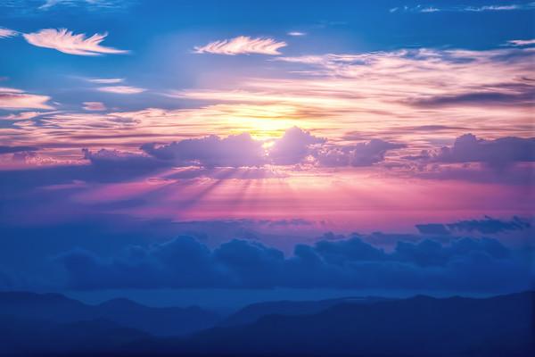 Scattering Sunrise