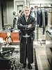 'Nick Wooster, Fashion Icon, at Forty Five Ten Dallas'