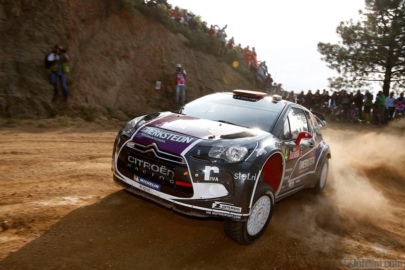 van merksteijn p chevaillier e ( nld bel) citroen DS3 WRC sardaigne (jl)- 02