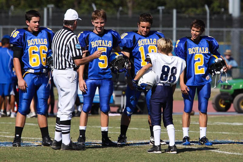 cornerstone charter academy ducks footbal @ tfa orlando img-3485