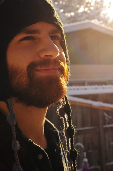 Chad Dryden, Bearded 2008