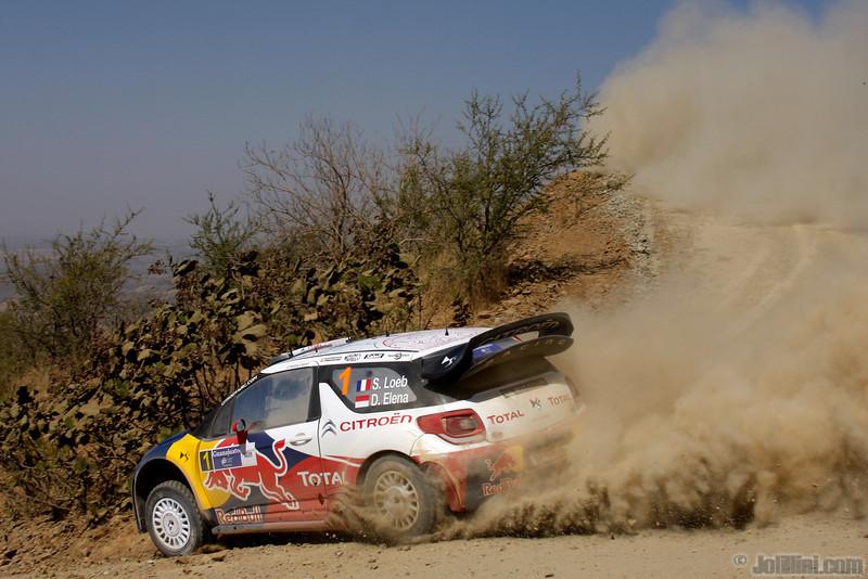 01 loeb s elena d (fra mc) citroen DS3 WRC mexique 27