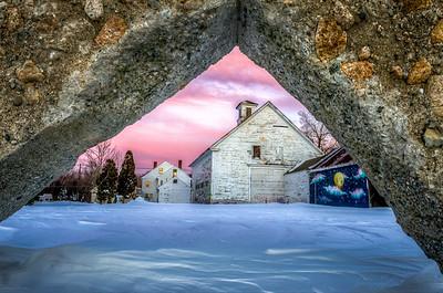 Through the Stone