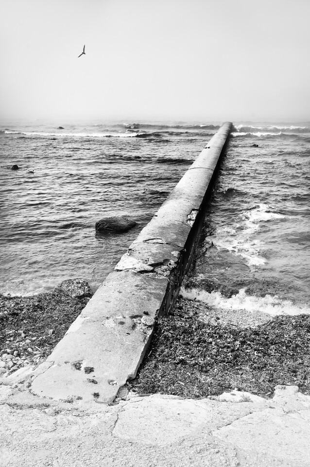 Piren och havet