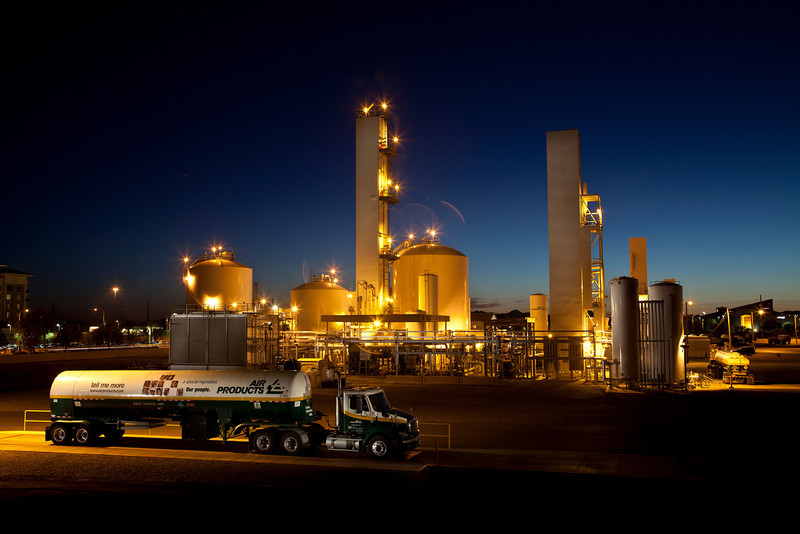 Air Products Plant - AZ