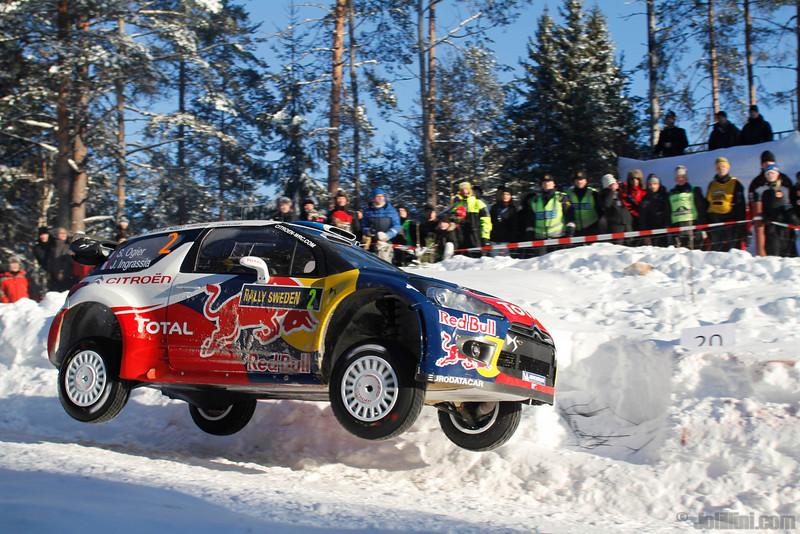 2 ogier s ingrassia j (fra) citroenDS3 WRC 15