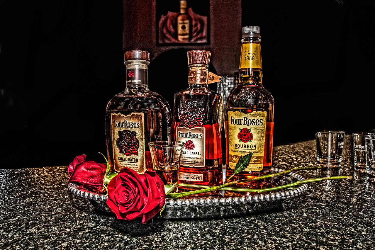 Four Roses Presented