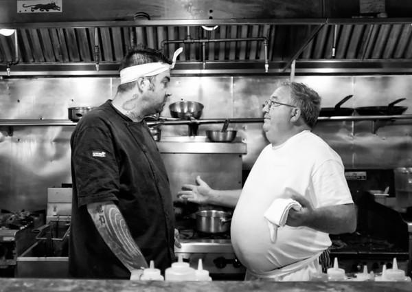 Chefs' Talk