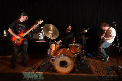 Glimpse Trio @ The Englander, San Leandro, CA. January 2012