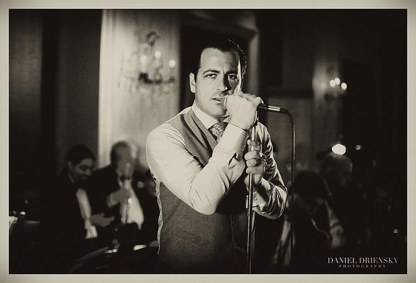 Hunter Sullivan, Dallas Bandleader/Vocalist/Musician<br /> Photo © Daniel Driensky 2011