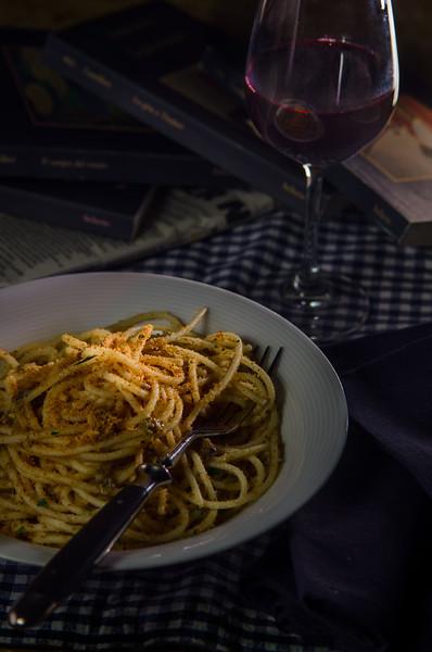 Spaghetti ca Muddica