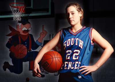 Jennifer DeWeese South Spencer Basketball