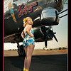 "Tim Hunter's Hunny Bunny - Kiera - with the Commemorative Air Force B-17 ""Sentimental Journey""<br /> <br />  <a href=""http://www.timhunterphotography.com"">http://www.timhunterphotography.com</a><br />  <a href=""http://www.facebook.com/timhunterphotography"">http://www.facebook.com/timhunterphotography</a><br />  <a href=""http://timhunterphotography.tumblr.com/"">http://timhunterphotography.tumblr.com/</a><br />  <a href=""https://twitter.com/photobytim"">https://twitter.com/photobytim</a>"