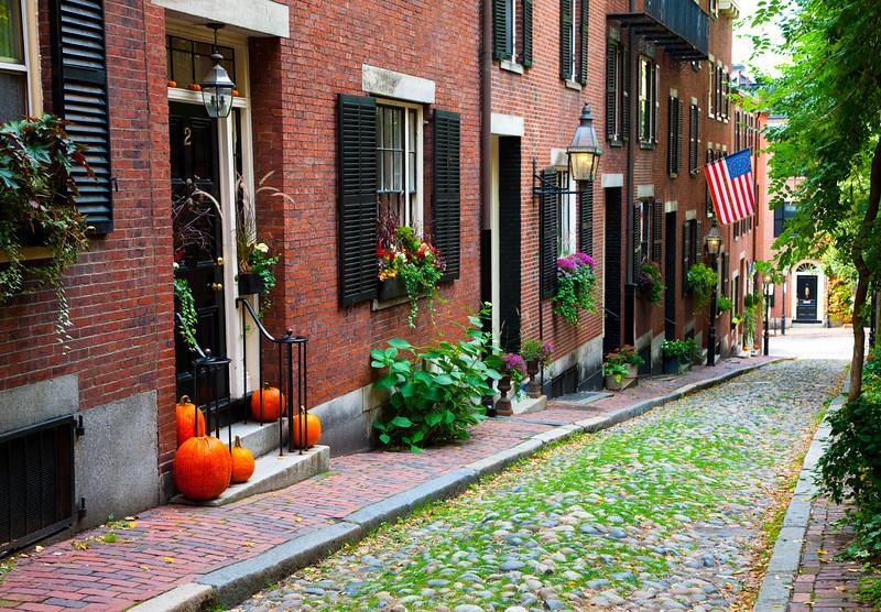 Beacon Hill - Boston, MA