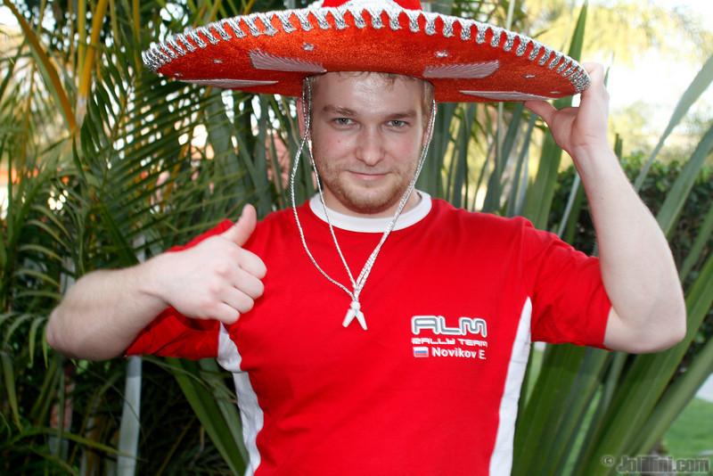 51 novikov e (rus) ford fiesta RS WRC  mexique1