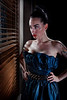 'The Blue Dress'<br /> Model: Jayme Foxx<br /> Daniel Driensky © 2010