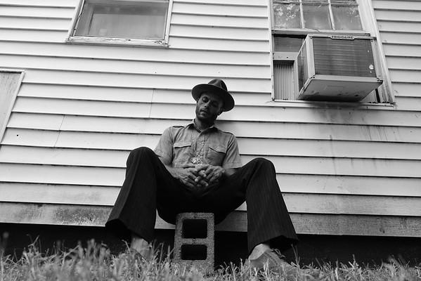 Charley Crockett, Texas Blues Singer, In My Backyard<br /> Photo © Daniel Driensky