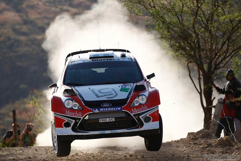07 villagra f perez companc (ra) ford fiesta RS WRC mexique 03
