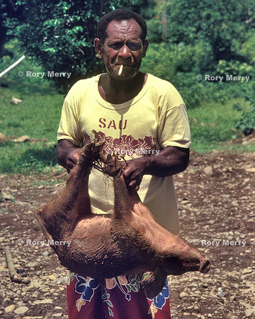 Fiji Island 1987 Taveuni Island  Kavua Sigatika Valley Kadavu Reece's Place Natuuma to Somosoma LaBassa Kautoka Boys on Horseback form Keiysasi Village Kadavu Ovalu Coconut peeling Taveuni Waterfall at Korovou Taveuni