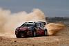 ogier s ingrassia j (fra) citroen DS3 WRC jordanie (jl) 5
