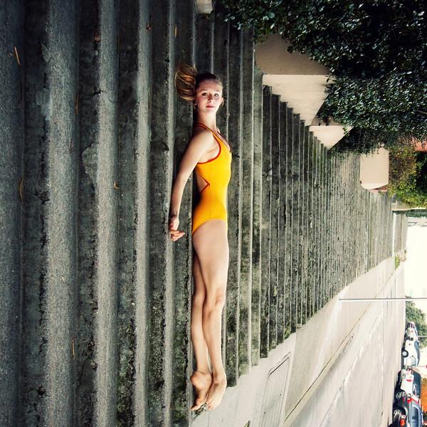Dancer - Kristina Lind.<br /> <br /> © 2012 Oliver Endahl