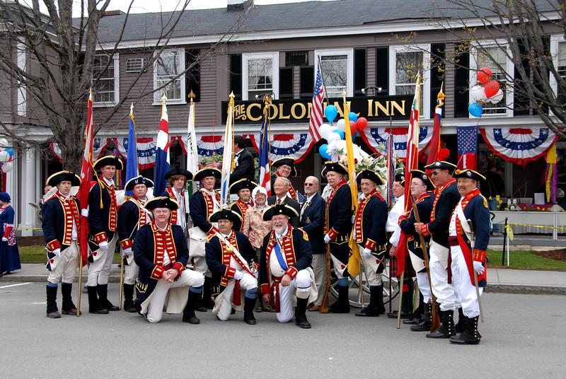 April 19th Concord, MA