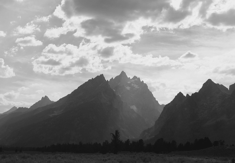 Grand Teton, Grand Teton National Park, Wyoming