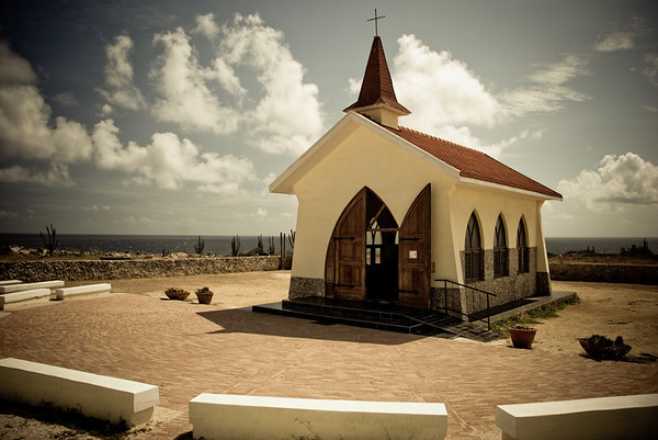 Church By The Ocean