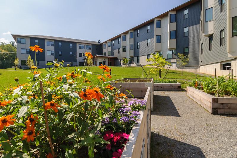 Red Clover Commons, Brattleboro Housing Partnerships