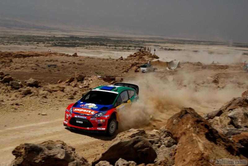 solberg h i minor ( nor au ) ford fiesta RS WRC jordanie (JL) 2