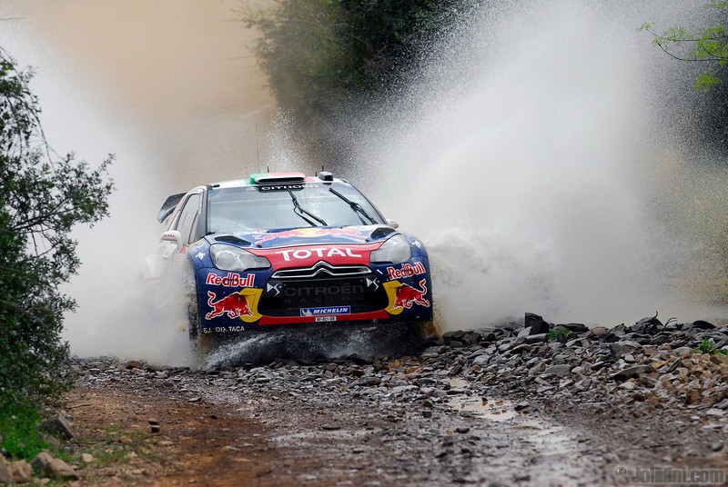 02 ogier s ingrassia j (fra) citroen DS3 WRC portugal 53