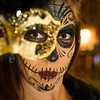 Day of the Dead Shoot, Nov 1, 2014 with the Tampa Bay Photography Club in Ybor City.