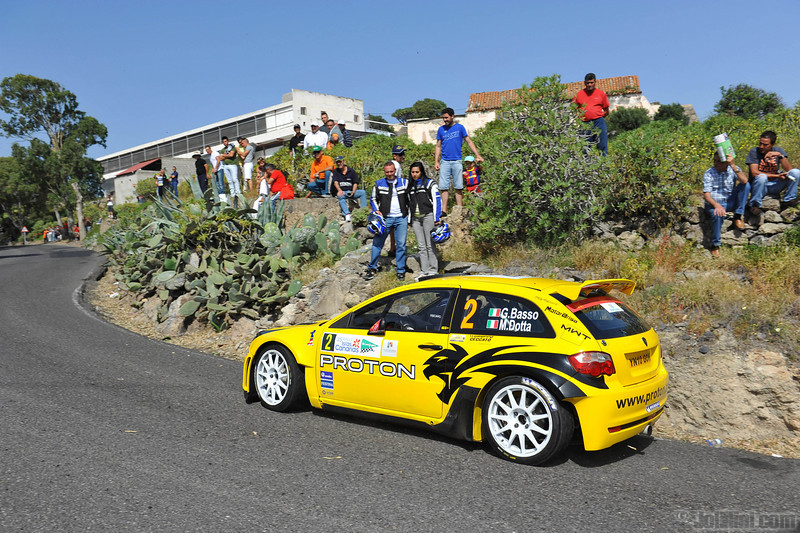 Giandomenico Basso (ITA) Mitia Dotta (ITA) Proton Satria Neo S2000, Proton Motorsport