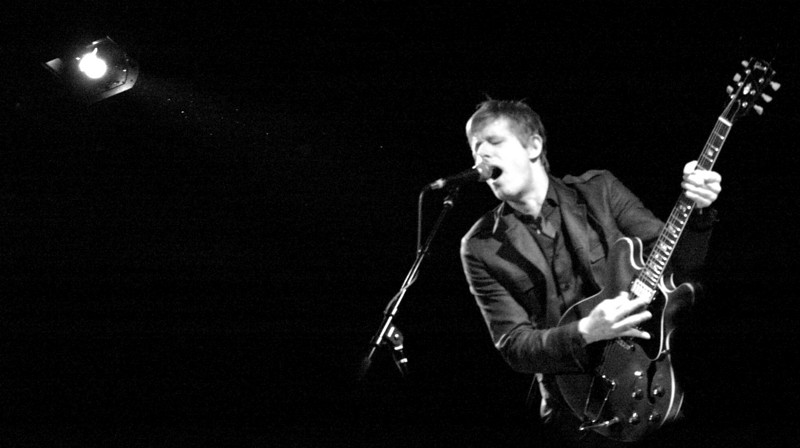 SPOON at Toad's Place