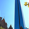 John Hancock Tower Boston Massachussetts