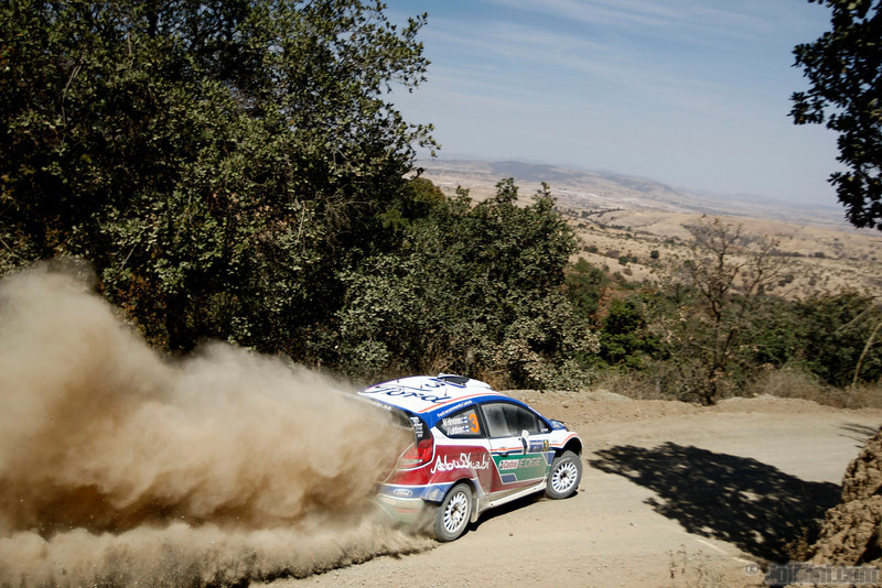 03 hirvonen m lethinen j (fin) ford fiesta RS WRC mexique 23
