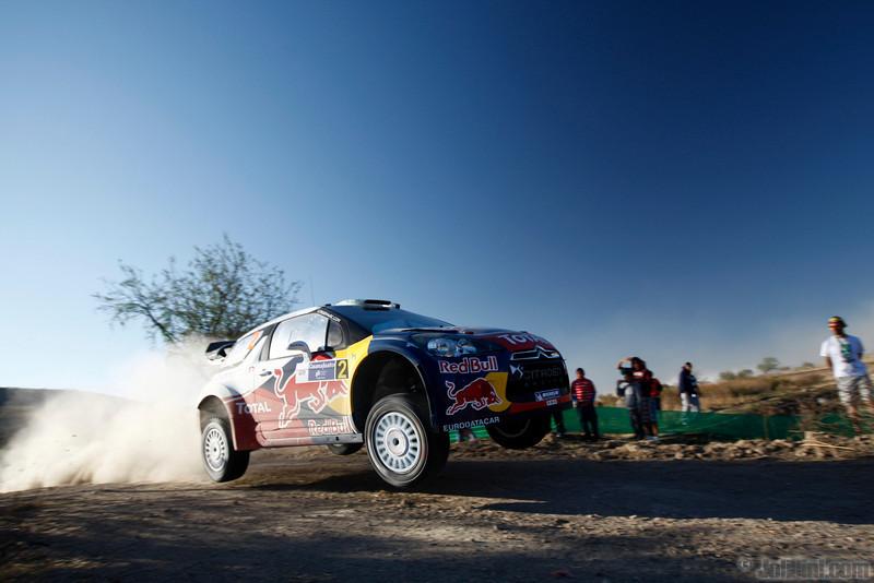 02 ogier s ingrassia j (fra) citroen DS3 WRC mexique 01