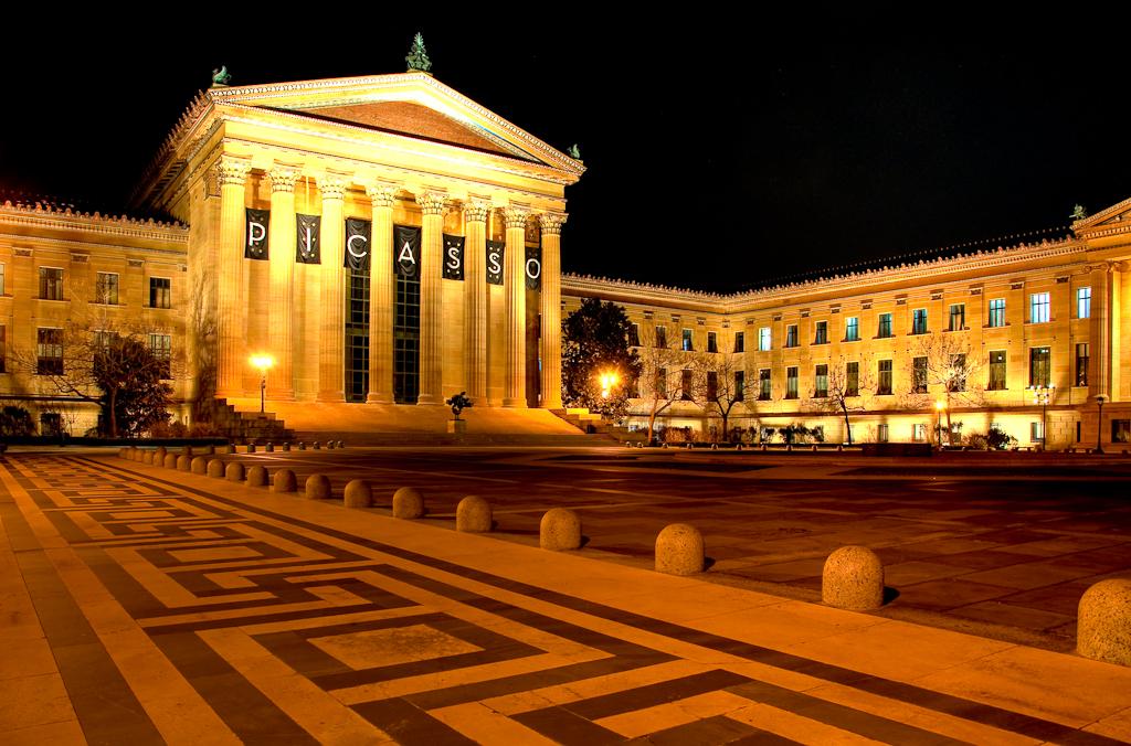 Picasso in Philadelphia