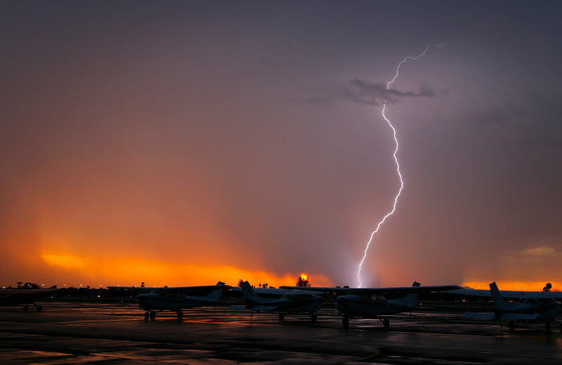 Falcon Field Airport - Mesa, AZ