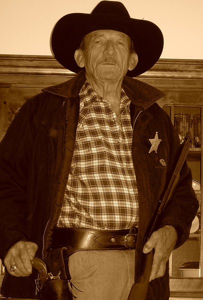 Ray Sparlin, Albuquerque, New Mexico, 2003