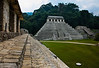 Palenque Myan Ruins