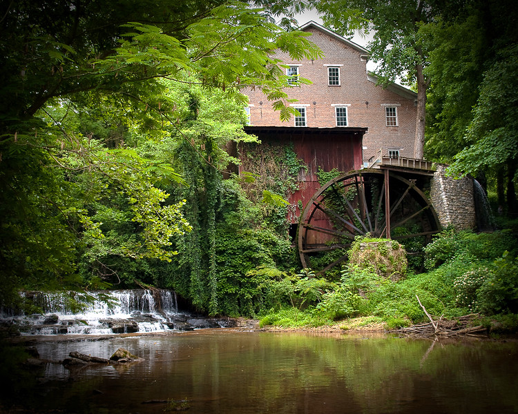 Falls Mill -  Belvidere, Tennessee