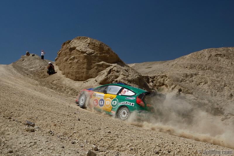 solberg h i minor ( nor au ) ford fiesta RS WRC jordanie (JL) 12