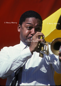 Wynton Learson Marsalis (born October 18, 1961) is a trumpeter, composer, bandleader, music educator, and Artistic Director of Jazz at Lincoln Center.